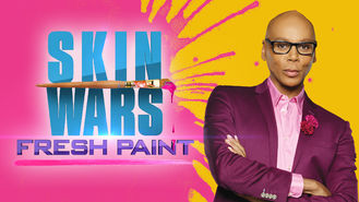 Netflix Box Art for Skin Wars: Fresh Paint - Season 1