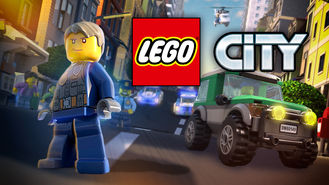 Netflix Box Art for LEGO:  City - Season 1