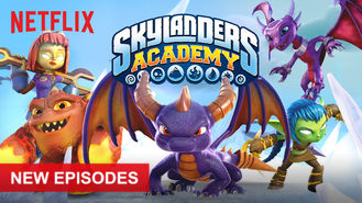 Netflix Box Art for Skylanders Academy - Season 2