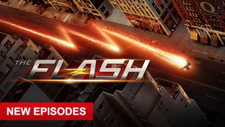 Netflix box art for The Flash - Season 3