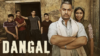 Netflix Box Art for Dangal
