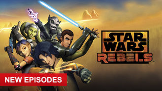 Netflix Box Art for Star Wars Rebels - Season 3