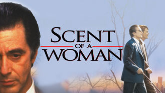 Scent of a Woman (1992) on Netflix in Japan